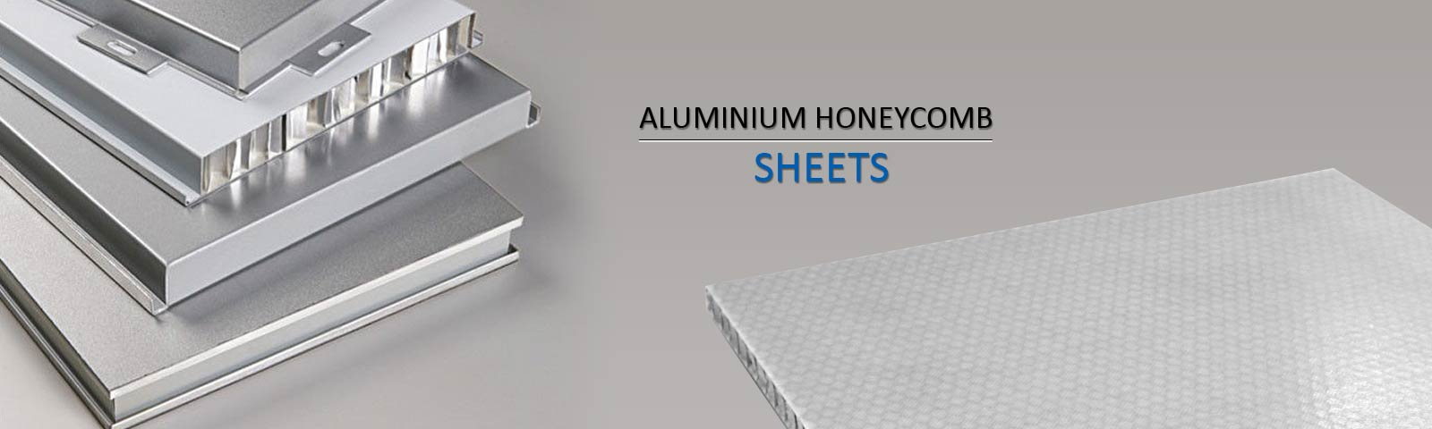 Aluminium Honeycom Sheets Manufacturer and Supplier in Gautam Buddha Nagar