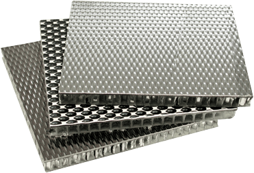 Aluminium Honeycomb Sandwich Panel Manufacturer and Supplier in Amreli