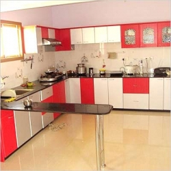 Modular Kitchens Manufacturer and Supplier in Muzaffarnagar